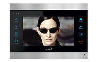 Монитор видеодомофона Slinex SL-07M silver+black
