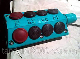 Пульт управления КШП-5; КШП-6 (ДУ без кабеля)