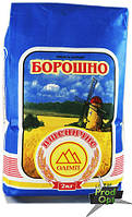 Борошно пшеничне ТМ Олімп 2 кг
