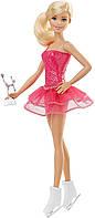 Кукла Барби из серии кем быть? Фигуристка, Barbie Careers Ice Skater