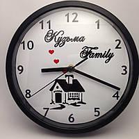 Сувенирные настенные часы с принтами