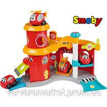 Гараж для машинок Smoby 120403