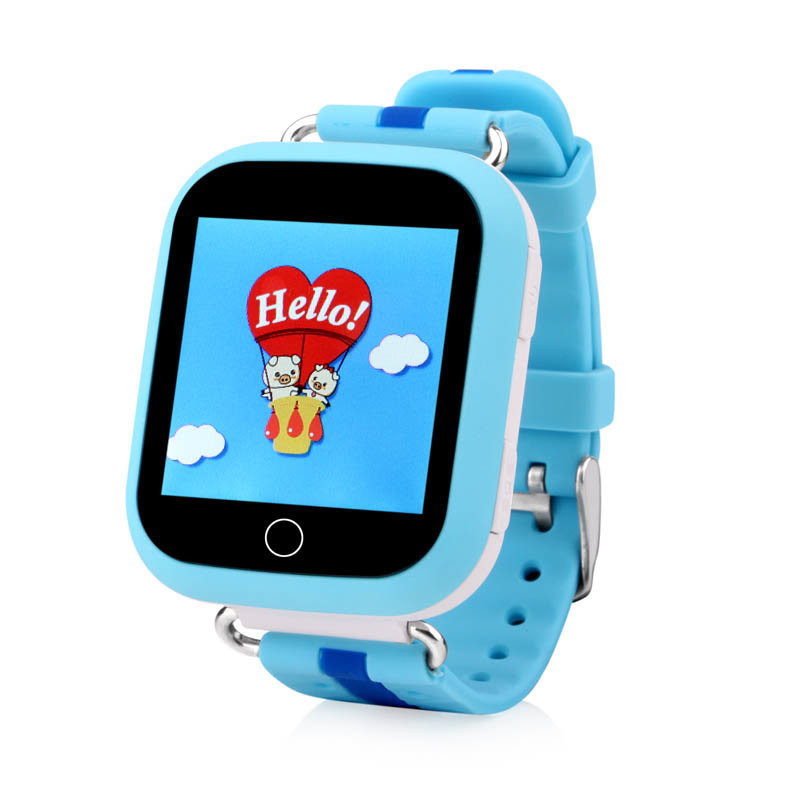 Смарт часы Q750,Детские часы Голубые