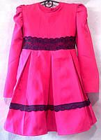 """Платье для девочки """"Танечка""""  98-122см"""