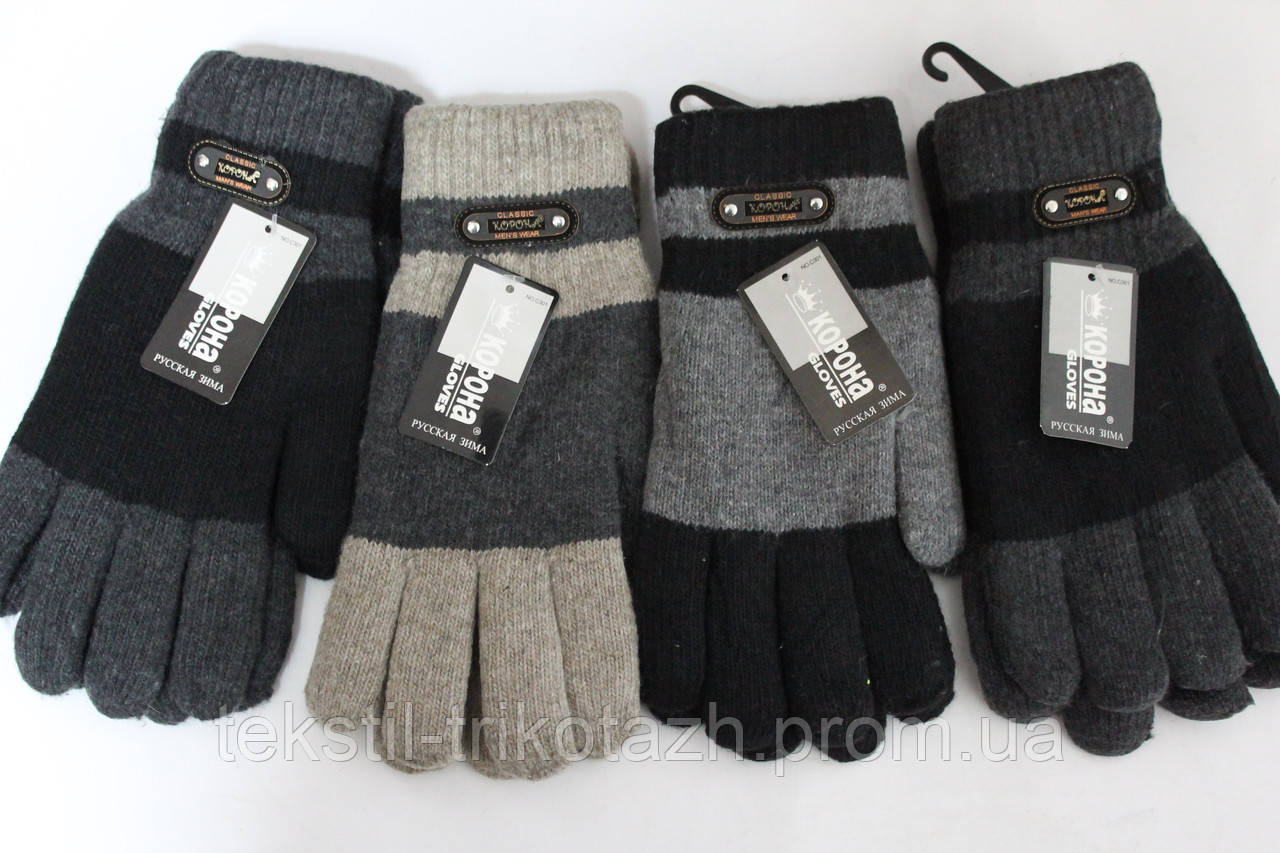 Перчатки мужские № 8104 (уп 12 шт)