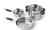 Набор посуды BergHOFF Studio Kasta с пароваркой 6пр.