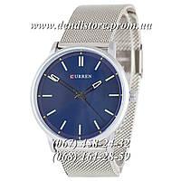Часы Curren 8233 Silver-Blue SK-1008-0131
