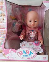 "Пупс ""Baby Born"" ВL 833 D, восемь функций. Оригинал."