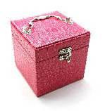 Шкатулка чемоданчик для украшений, фото 2