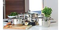 Набор посуды BergHOFF Vision Premium 6пр.