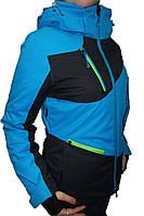 Женский горнолыжная куртка Avecs, голубая P. 50, фото 1