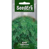 Семена Укроп кустовой Амброзия 3 грамма SeedEra