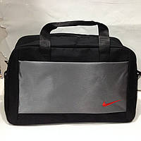 Спортивная сумка Nike. Дорожная сумка. Сумки Найк. Сумка в спортзал. Сумка с отделом для обуви. опт