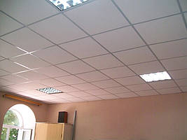 Плита потолочная Trento 600*600*13