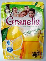 Гранулированный чай с ароматом лимона Granella 400 гр. (Польша), фото 1