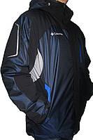 Мужская горнолыжная куртка Columbia, темно-синий P. L
