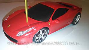Машинка на радиоуправлении Ferrari 1:24 из Англии