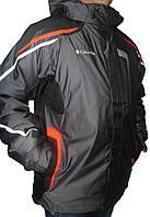 Мужская горнолыжная куртка Columbia, темно-серая Р. L