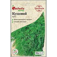 Семена Укроп кустовой Кустовой 3 грамма Традиция