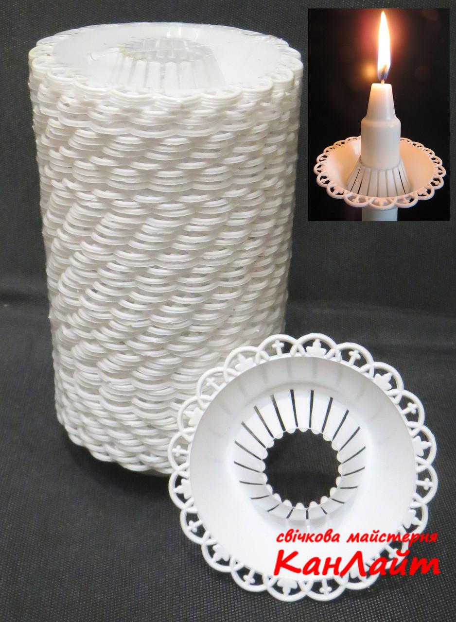 Окапник для свічок, (19-33мм)