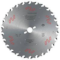 Пильные диски для распила массива древесины LU1C