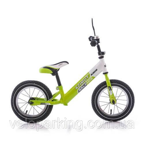 Детский беговел (велобег) Azimut Balance Air 12