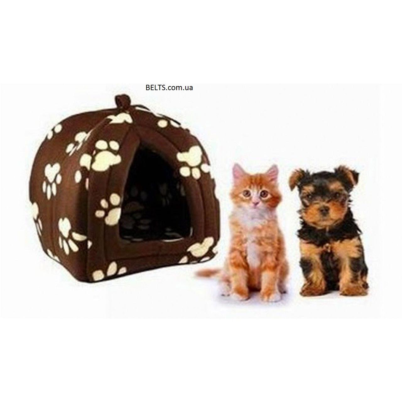 Комфортное место для домашнего питомца Pet Hut (домик, лежак для собак и кошек Пет Хат)