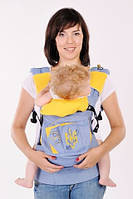 Эргономичный рюкзак-переноска, слинг.