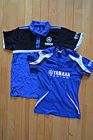 Оригинал женская футболка Yamaha Racing // разм. М