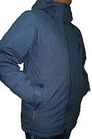 Мужская горнолыжная куртка Avecs, джинс P. S, M, L, XL, 2XL, 3XL