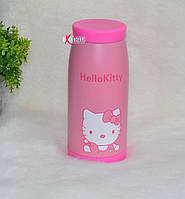 Мультяшный термос Hello Kitty (Хеллоу Китти)., фото 1