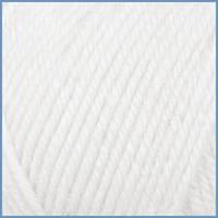 Пряжа для вязания Valencia Jasmin, 0601 (white) цвет