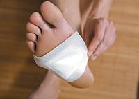 Пластырь на стопы для выведения токсинов из организма