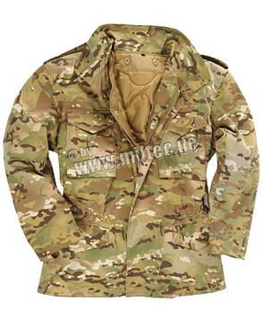 """Куртка полевая демисезонная """"M65"""" Multicam, фото 2"""