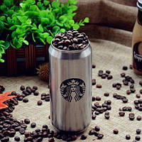 Кружка-банка Starbucks Старбакс (термокружка), 500 мл., фото 1