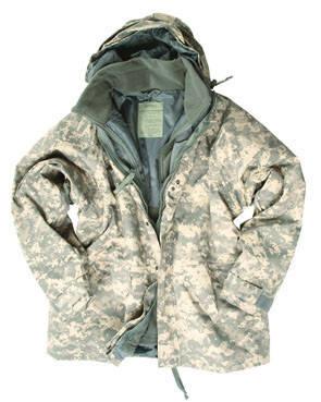Куртка непромокаемая с флисовой подстёжкой AT-DIGITAL, фото 2
