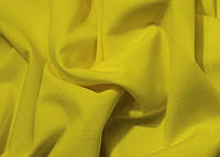 Ткань Рубашечная Желтая