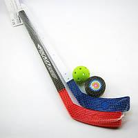 Набор клюшек хоккейных детских пластиковых