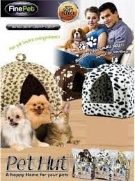 Домик (лежак) Pet Hut для ваших любимых питомцев собак и кошек