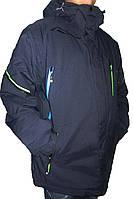 Мужская горнолыжная куртка Avecs, синий Р. 50, 56, 60, 62