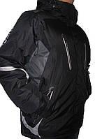 Мужская горнолыжная куртка Avecs, черный P. XL, 2XL