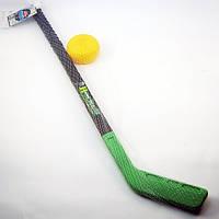 Клюшка хоккейная детская пластиковая