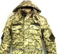 Куртка Зимний Бушлат ВСУ Пиксель на Овчине, 44,46.48,50,52