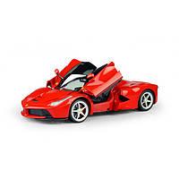 Машина 3699-8003, радиоуправление, аккумулятор, свет, открывание дверей, яркий автомобиль для будущего гонщика
