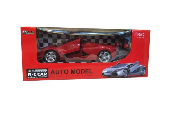 Машина 3699-8003, радиоуправление, аккумулятор, свет, открывание дверей, яркий автомобиль для будущего гонщика, фото 2