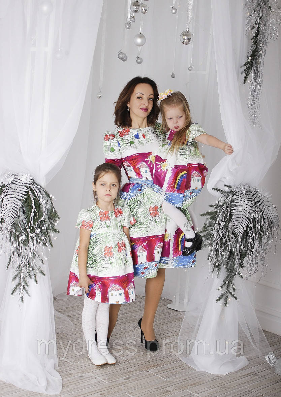 Парные платья украина