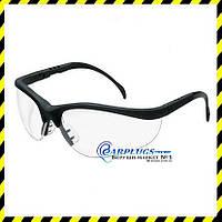 Захисні окуляри MCR Safety Klondike, прозорі лінзи (США)