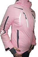 Женская горнолыжная куртка Columbia (светло-розовая)