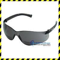 Защитные очки MCR Safety Bearkat , черные линзы (США)
