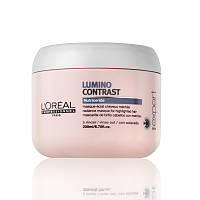 Маска-сияние для мелированных волос. L'Oreal Professionnel Lumino Contrast Masque 200 мл